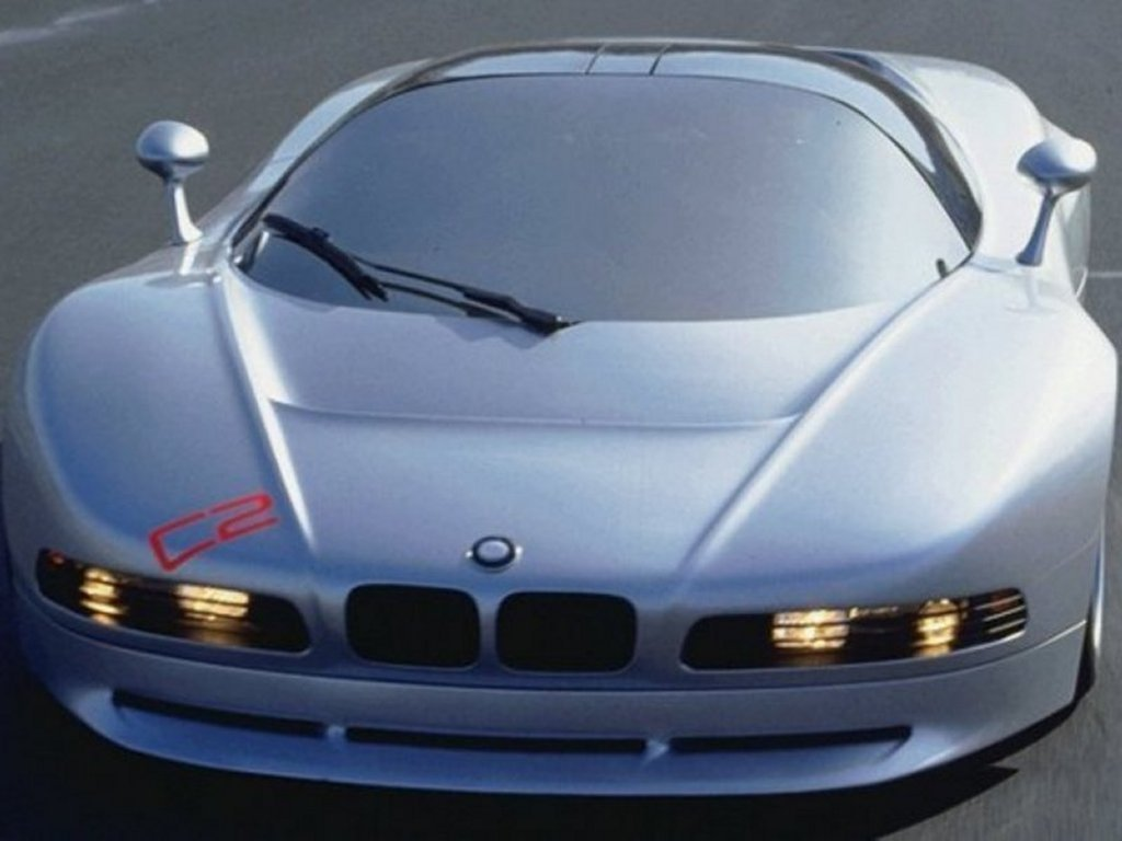 Bmw Nazca C2 Italdesign