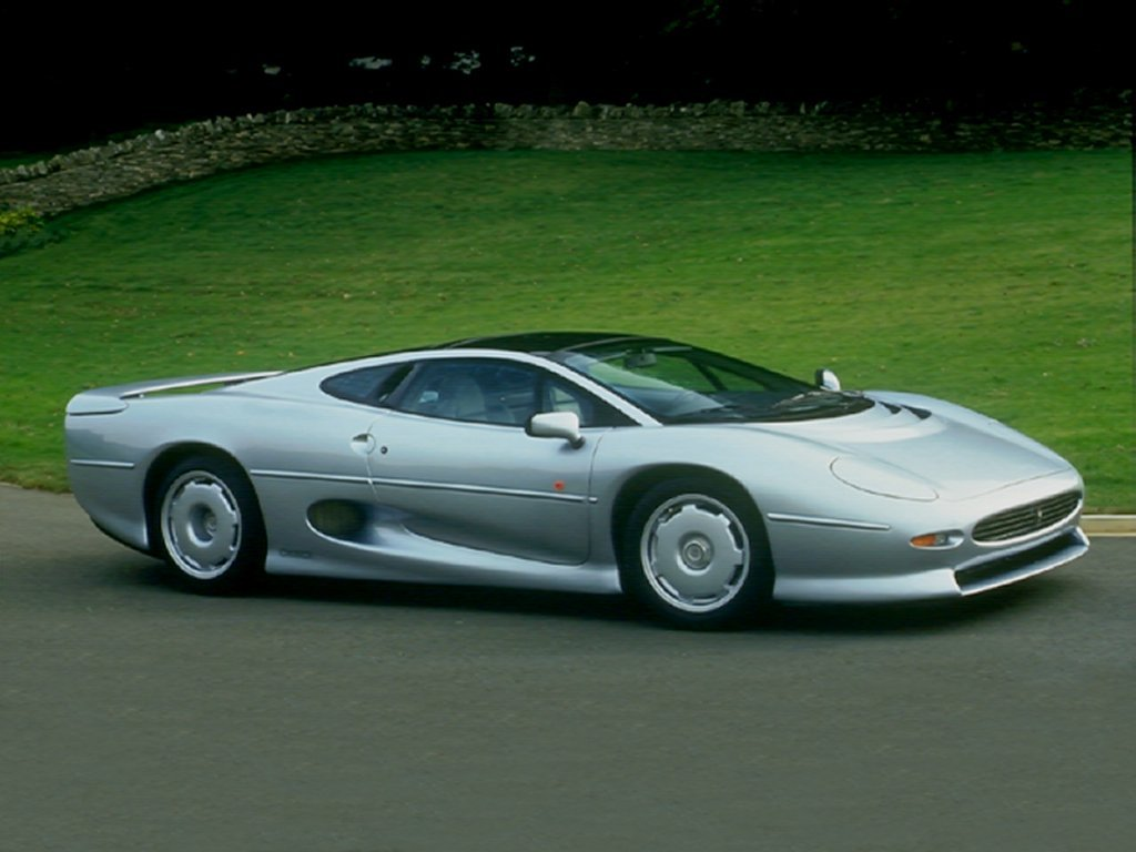 Jaguar XJ220 Picture