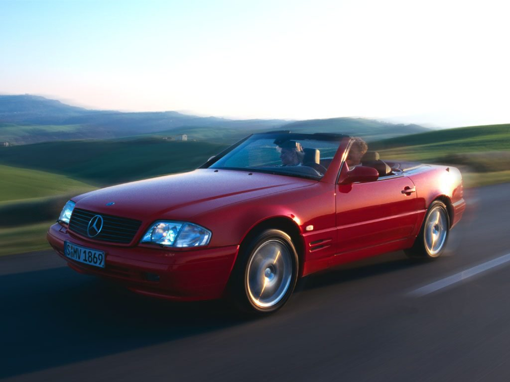 Pictures Of Cars >> Mercedes SL